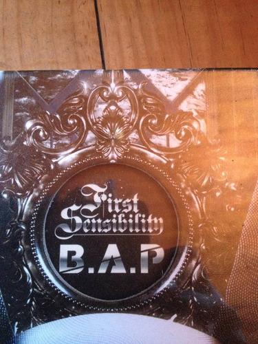 b.a.p    first sensibility