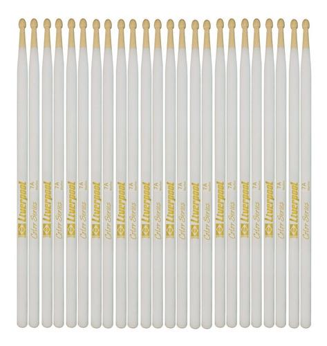 baqueta 7a color series marfim (12 pares) liverpool lc dz7am