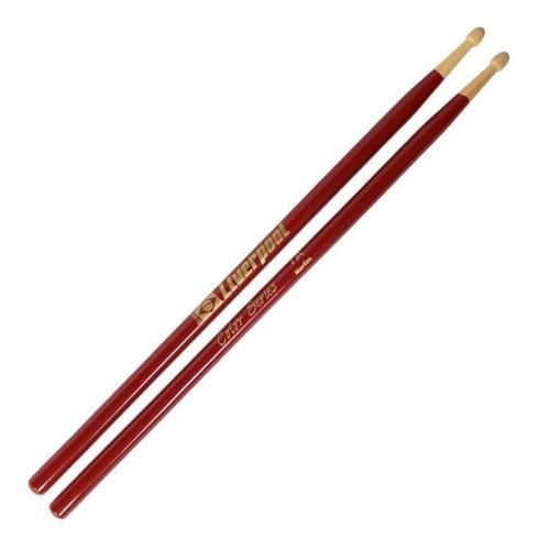 baqueta liverpool color vermelha 7a lc 7amp