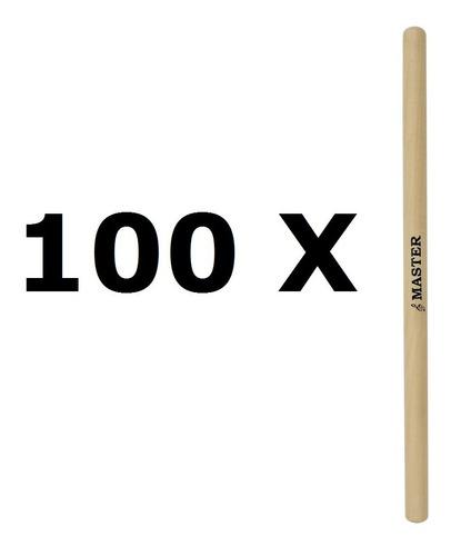 baqueta para repinique master ( 100 peças ) liverpool mt-14