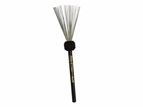 baqueta vassourinha pithy by torelli com fios de aço-loja