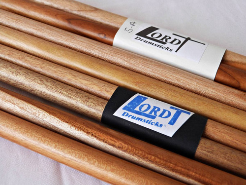 baquetas de madera para percusiòn 2b /5b