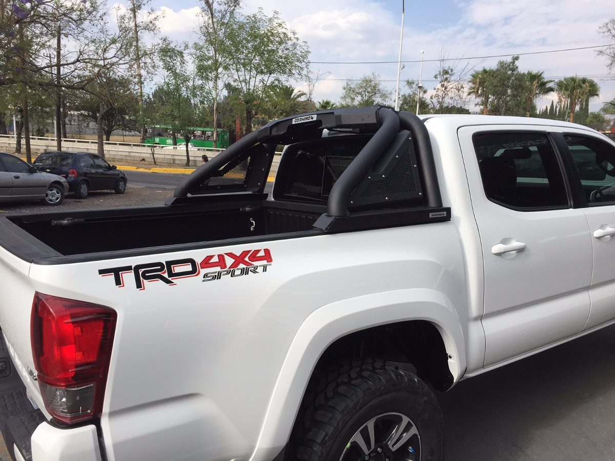 Roll Bar Go Rhino Sport Bar 2 0 Toyota Tacoma 2006 2015