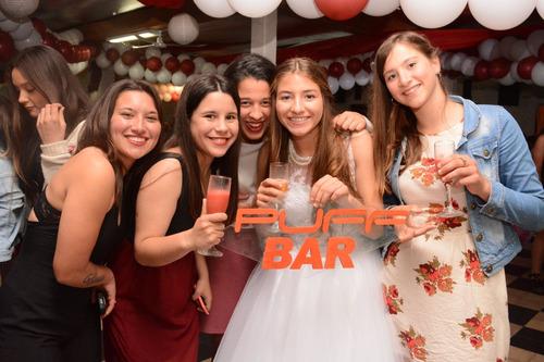 bar barra tragos móviles fiestas eventos wpp24hs 097091318