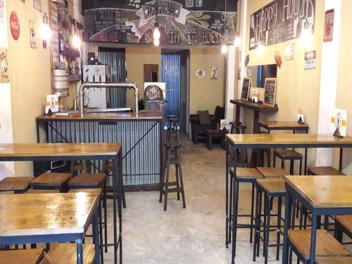 bar cafe cerveceria zona centro vende l & l group