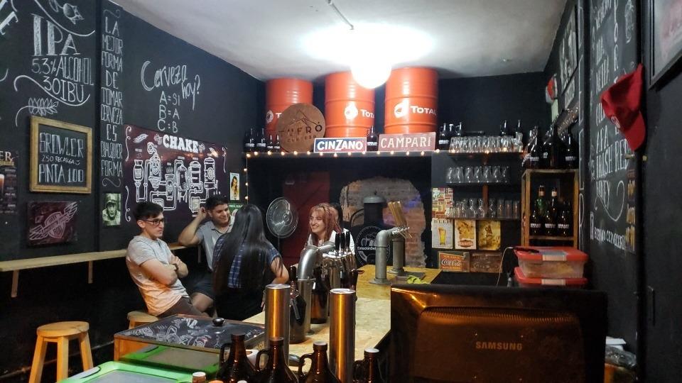 bar cerveceria