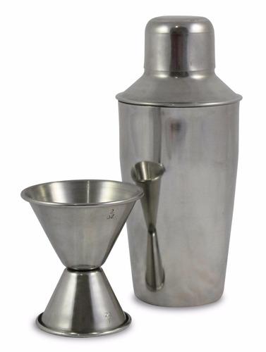 bar coqueteleira aço