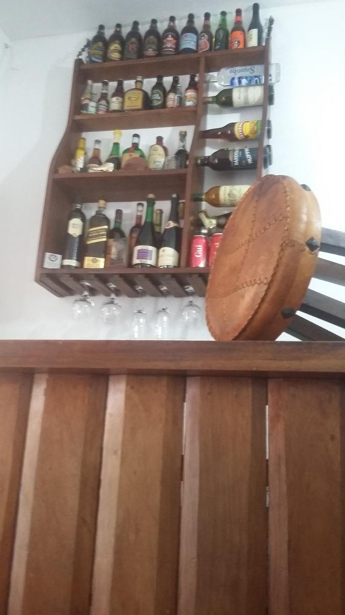 d45060e34 bar de madeira rústica - comprado em embu das artes. Carregando zoom.