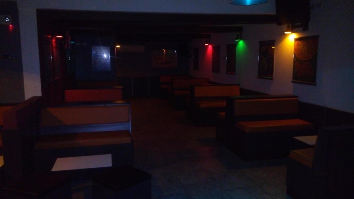 bar - discoteca 2 ambientes