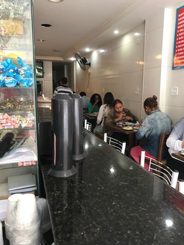 bar / lanchonete elevação - bairro consolação/república