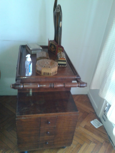 bar living  antiguo mueble único