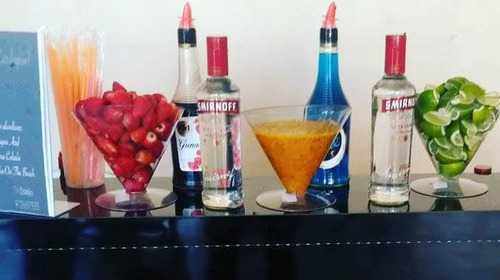 bar man festas e eventos