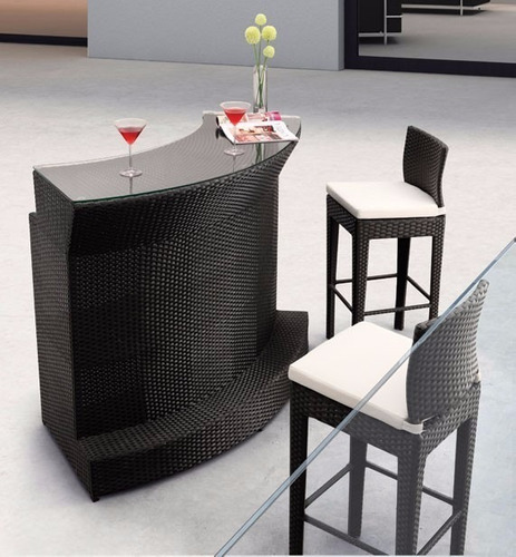 bar para exterior negrill by samma home