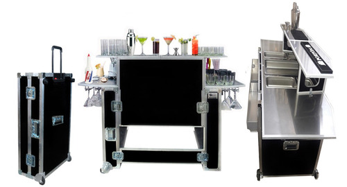 bar portable barra movil portatil bar para bartender barman
