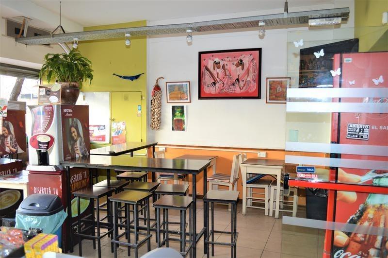 bar restaurant cerveceria 300 m2 avenida - balvanera