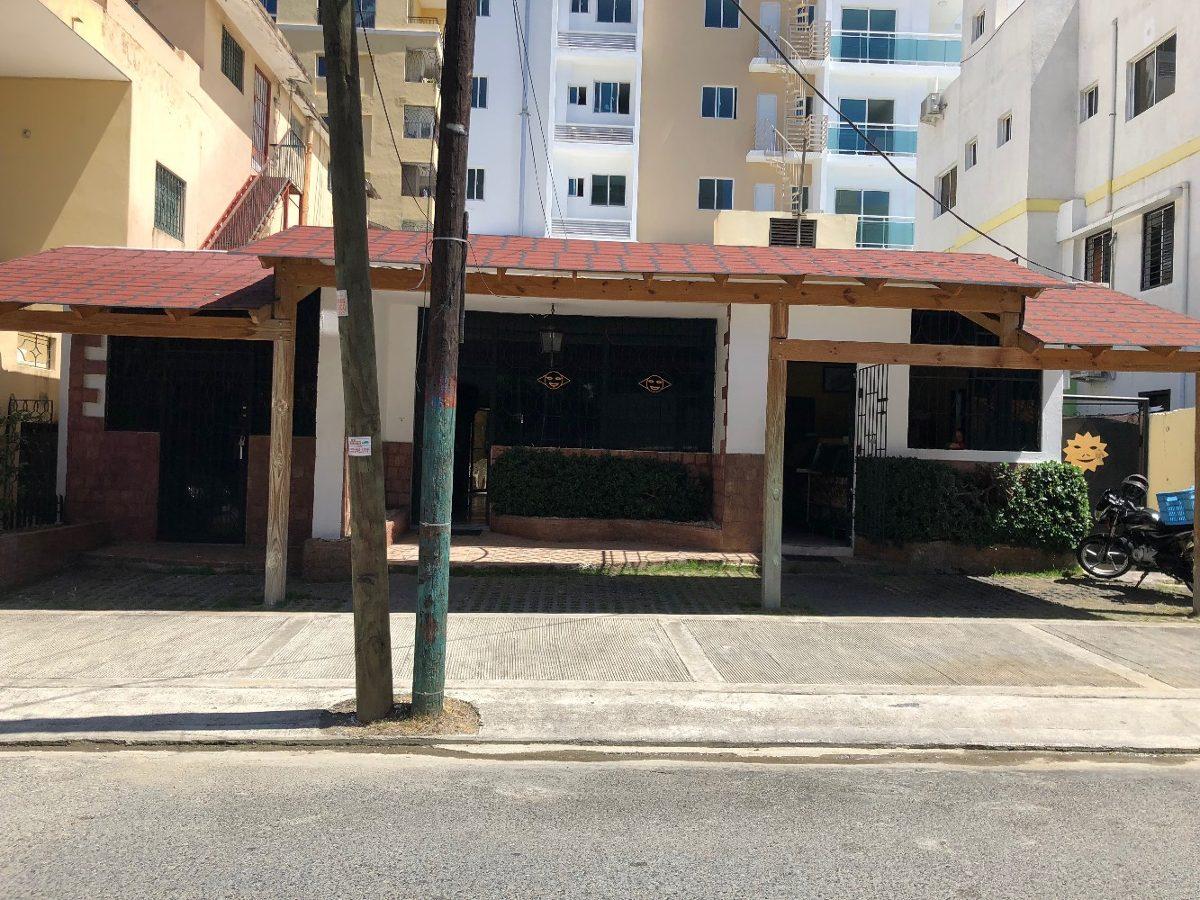 bar restaurant en la zona universitaria us$400,000