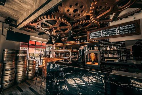 bar & restaurant en venta en palermo hollywood