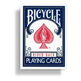 Baraja De Cartas Bicycle Standard Rider Back