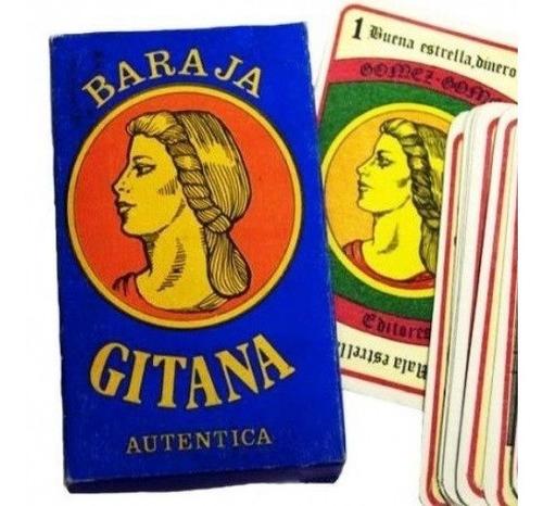 baraja gitana 48 cartas especial para adivinación