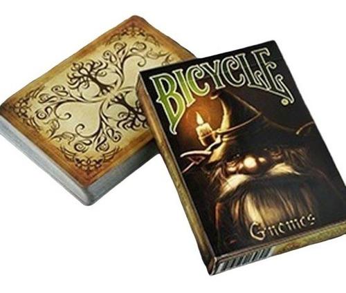 baraja ñomos bicycle mazo naipes cardistry / alberico magic