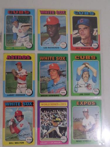 barajas de béisbol