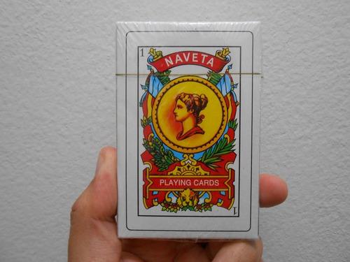 barajas, naipes, cartas españolas