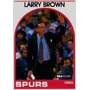 Cl27 1989-90 Hoops #102 Larry Brown 1-40