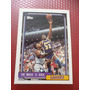 Cv Antigua Magic Johnson 1992 Topps Salón Fama Hof Nba