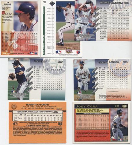 barajitas baseball grandes ligas ,,fernando valenzuela