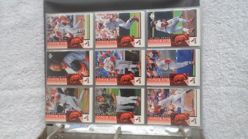 barajitas beisbol (mcgwire) 800 tarjetas