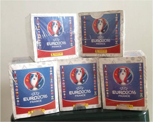 barajitas detalladas panini eurocopa 2016 francia