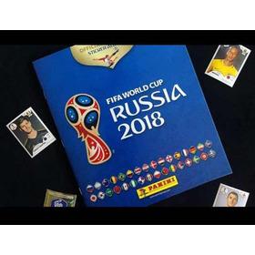 Barajitas Mundial Rusia 2018 Importadas