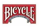 baralho bicycle standard vermelho + baralho tally-ho azul