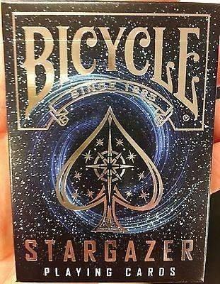 baralho  bicycle stargazer   selado