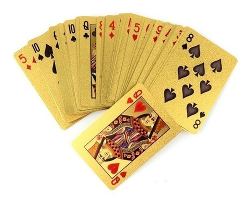 baralho preto black  prova d'água poker truco cartas