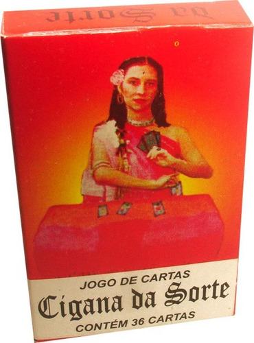 baralho tarot cigano cartas ciganas da sorte