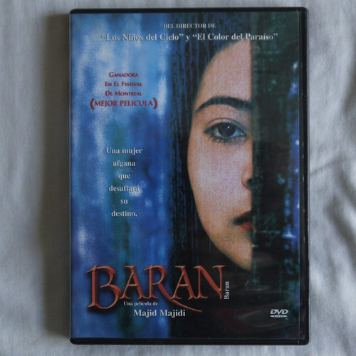 baran pelicula dvd