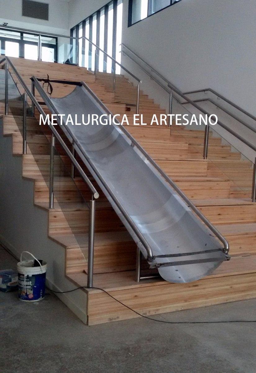 baranda acero inoxidable escaleras y balcones