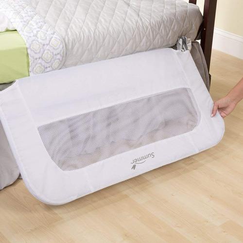 baranda convertible 2 en 1 de cuna a cama - summer infant