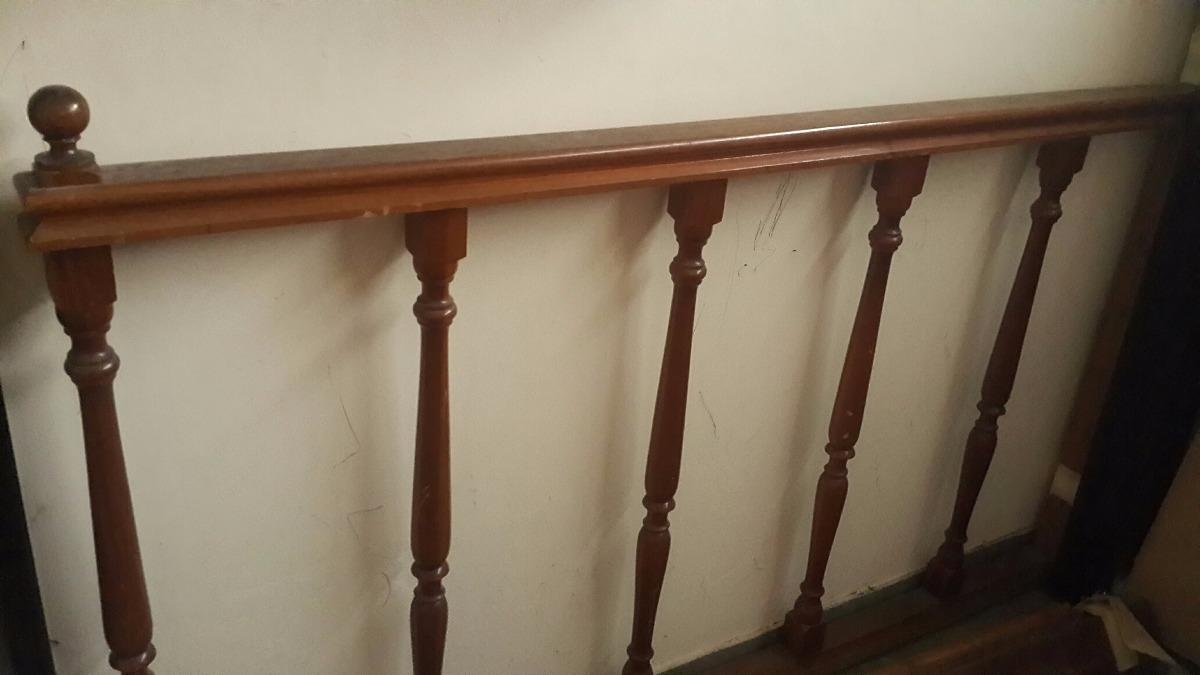 Barandas de madera para escaleras beautiful fabulous - Barandas de escaleras de madera ...