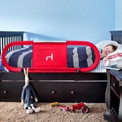 Baranda para cama side babyhome aluminio plegable ni os - Cama plegable ninos ...