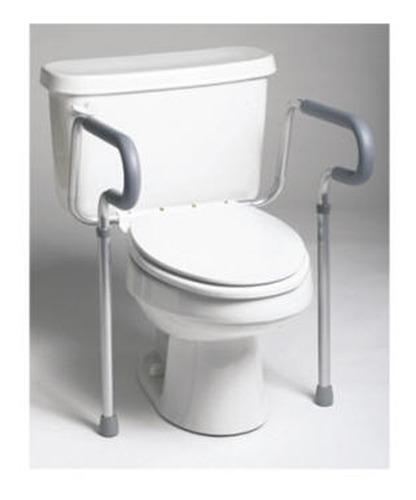 barandales chasis para baño wc de lujo marca drive 12001-4