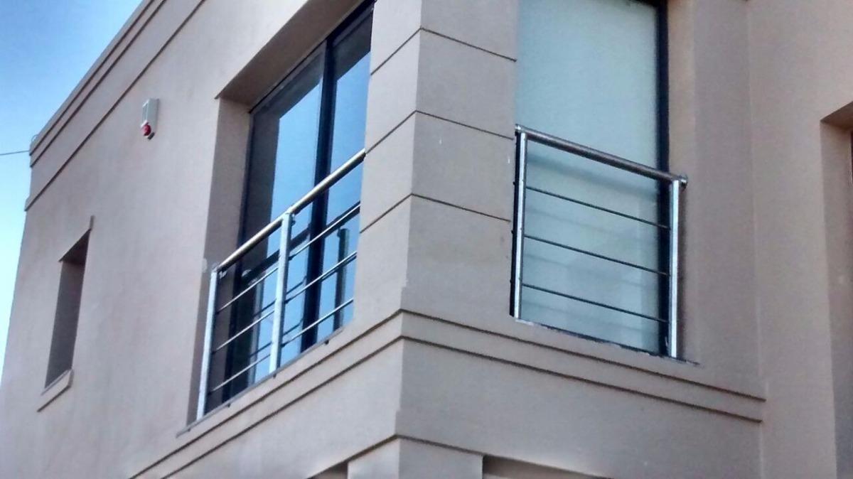 barandas acero inoxidable escaleras y balcones desmontable with barandas escaleras