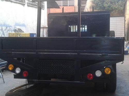 barandas camion 350 se fabrican