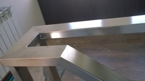 barandas de acero inoxidable con vidrio intalacion sin cargo