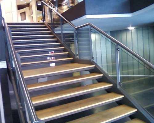 barandas de acero inoxidable-escaleras-herreria de obra