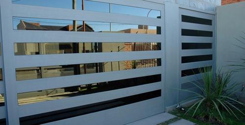 barandas de escaleras y balcones de acero inox ,vidrio