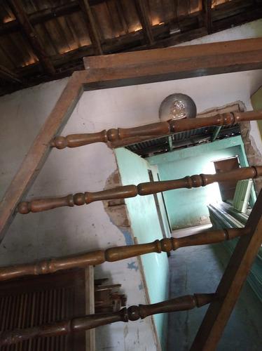 barandas de madera para escaleras