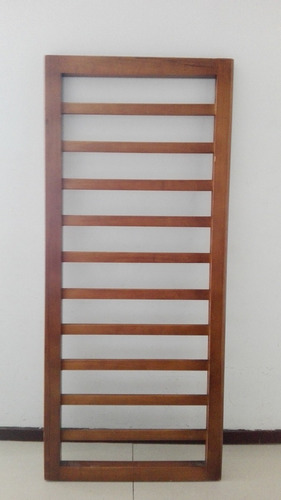 barandas de madera para practicuna