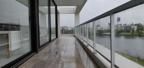 barandas de vidrio escaleras-aluminio-seguridad-edificio